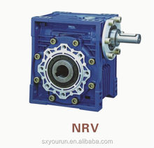 Small NRV Series Worm drive Speed Reducer