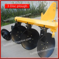 Baldan disc plough for tractor fish plough