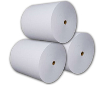 2015 food grad 210gsm base paper with 15gsm pe coated for paper cup