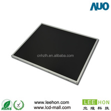 AUO 19 inch tft lcd screen with wide temperature best for industrial, medical devices