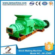 Professional manufacturer 3500*1500*1100 mm 178KW vacuum extrusion method brick making machine