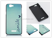 On sale cheapest Fashion Personality Smile Love hard back cover case for Wiko Rainbow 10 Styles