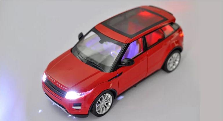 124 Alloy Car Model For Range Rover Evoque-11