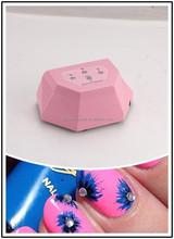Nail salon/Nail shop Paris High Quality Manicure Pedicure CCFL+LED Beauty Nail Art Dryer ZS-LED007