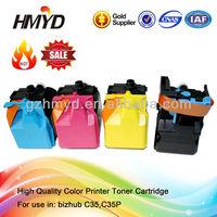 Good toner powder price,bizhub c35 laser printer toner cartridge