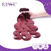 Lowest Cost Clean And Soft Unprocessed Raw Brazilian Celebrity Natural Remy Hair Extension
