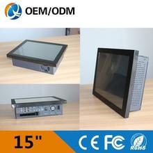 "15""Industrial x86 Single Board Computer With intel Processor"