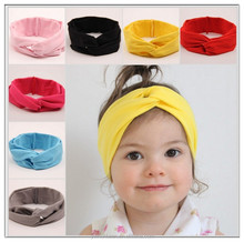 2015 new Hair ribbon WITH hair clips band Baby Girls' Boutique HairBows children girl baby headwrap headband fashion ribbon bow