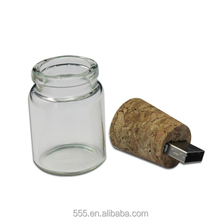 new coming usb flash drive, lucky bottle shape flash drive for pormotional gift