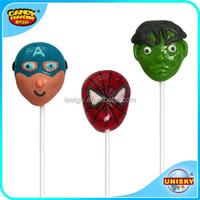 Spider man Lollipop