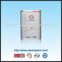Thinner for automotive paints