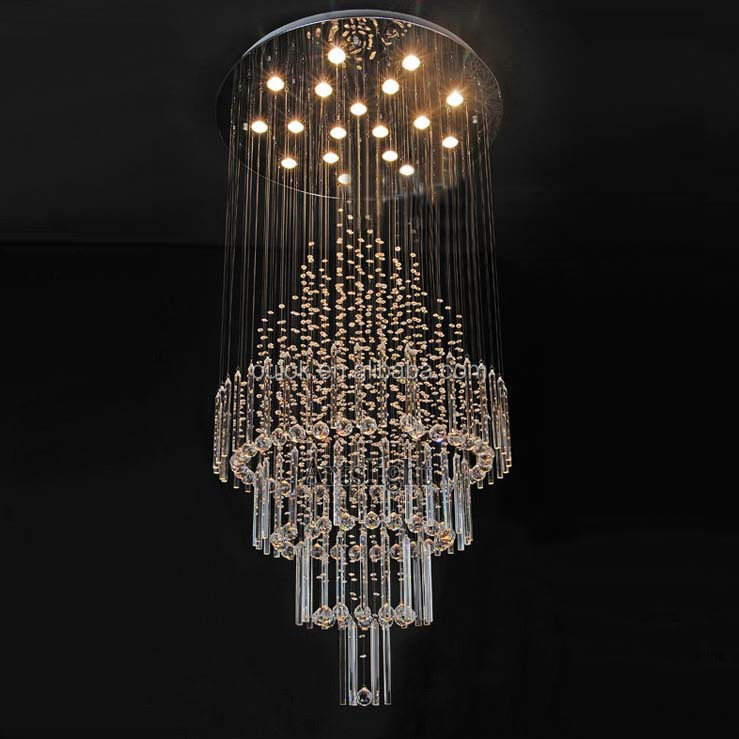 New Product Led Chandelier Light Crystal Light Fixture