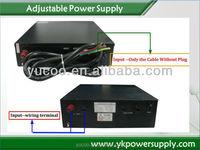 5V AC optional output power supply - yk-ad1205