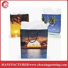 Sand Sun Beach Wedding Luau Gift Favor paper Bags