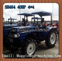 40hp 4wd tractores