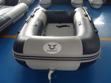Chongqing Zongshen-Selva fishing pvc boat with gasoline engine 300cm