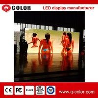 2015 hot selling full color led display xxx sex video