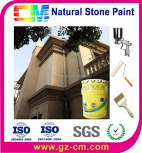 Exterior UV decorative wall building natural stone protective coatings