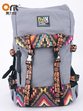 2015 Wholesale New style fashion colorful 2012 backpack sport satchel/shouder bag sport water backpack