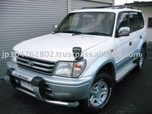 Toyota Land Cruiser Prado used car Year 1997