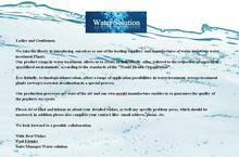 All Capacity Of Water Treatment & Sewage Treatment Plant From Germany
