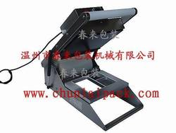 manual tray sealing machine/fast food tray sealer