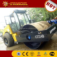 Lutong 14 ton used road roller compactor for sale (LT214B )