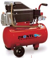1.5 HP 24L small portable directly piston air compressor for sale