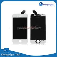 Display Lcd for iPhone 5, wholesale repair parts cell phone touch screen for iPhone 5 Lcd Screen Display