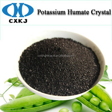 Humic Acid Crystal Anticaking Agents For Fertilizers