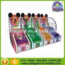 superiore cartone animato stile palla ripresa del gioco indoor punteggio macchina del gioco