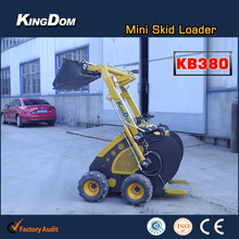 380 series mini skid loader-mini construction equipment with lower price