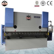 Hoston brand hydraulic press brake bending machine with light curtain protector