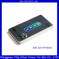 High Quality Tea Tin Box/Custom Design Tea Tin Box/ Gift for Packaging