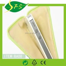 zipper bag fabric for mobile phone