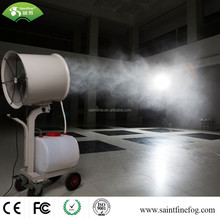 With CE Portable Standing Outdoor Industrial Water Mist Fan