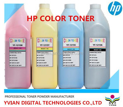 laser printer toner powder CB540A used with HP1215/1515/1518/312