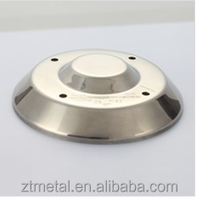 precision stainless steel deep drawing shell for protecting