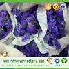 China best selling flower wrapping spunbond the nonwoven material