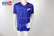 Trainning Outdoor Custom Wholesale Promotional Replica Soccer Jersey