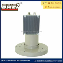 (New Model) dual polarity twin strong signal c band lnb for satellite antenna