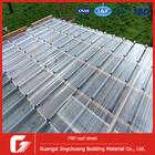 Transparente FRP telhas