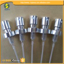 Cheap 20/400 aluminum perfume trigger spray