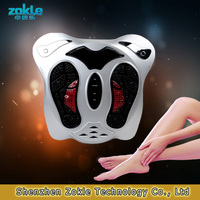 Biological Electromagnetic Wave Infrared Foot Massager and Butterfly Foot Protective Instrument