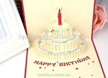 3D Happy Birthday Card Handmake Birthday Card With Music