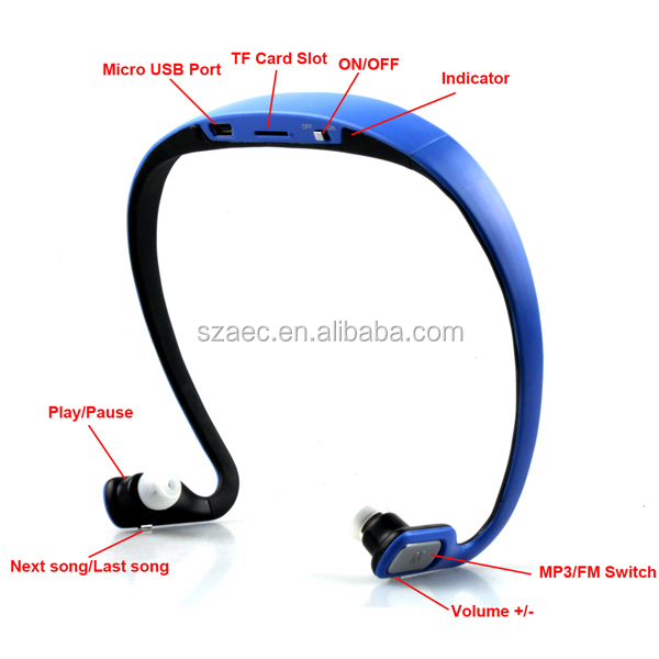 fm radio mp3 sport bluetooth headset for samsung galaxy s4 i9500 buy bluetooth headset for. Black Bedroom Furniture Sets. Home Design Ideas