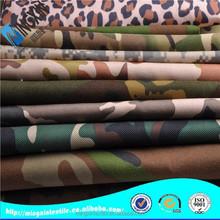 1000d cordura printed nylon camouflage fabric