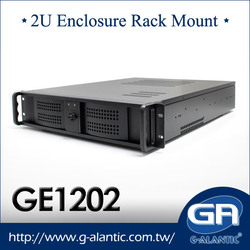 GE1202 compact PC case of 2U rackmount computer case manufacturer