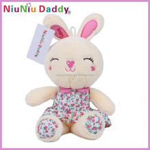 2015 new wholesale custom long legs stuffed toy plush rabbit