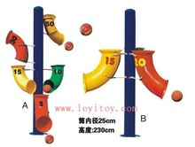 children outdoor basketball stand set LY-133J